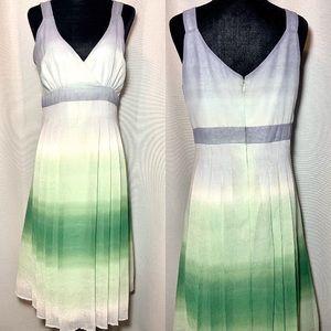 Pleated Dress